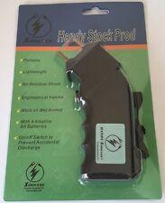 Handheld Cattle Prod: Electric Shock Pig Dog Sheep Cow Goat Stock Defense- 4000V