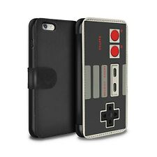 PU Leather Case/Cover/Wallet for Apple iPhone 6S/Games Console/Nintendo Classic
