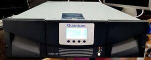 Quantum Scalar i40 Tape Library LTO5 Ultrium