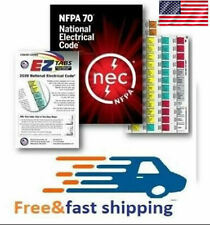 Nfpa 70 National Electrical Code Nec 2020 Paperback Softbound