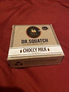 Dr Squatch Choccy Milk