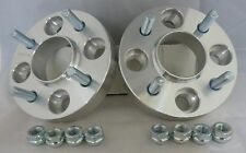 4x108 20mm ALLOY Hubcentric Wheel Spacers Ford Fusion 2002 - 2012 1 Pair