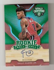 Kelly Oubre 15/16 Totally Certified Green Rookie RC Auto #RRC-KO SN #4/5