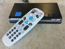 Digital Stream DTV Converter Box DTX9950 Digital to Analog with Remote Control