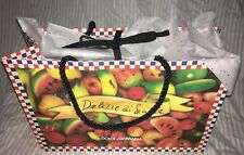 Dolce And Gabbana D&G Gift Bag