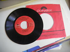 VANGELIS abraham's theme / titles   polydor  CANADA   45