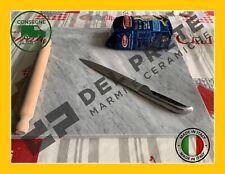 Spianatoia in MARMO acciai inox Tagliere PROFESSIONALE PIANO PER IMPASTARE misur