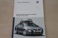 175957) VW Passat - Zubehör - Prospekt 04/2005