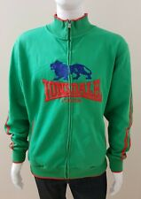 Lonsdale London Mens Training Jacket / Sweater Size L Retro Very Good Condition