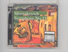 (CD) Shostakovich: Sym No. 13 [SACD Hybrid]/ Kofman; Beethoven Orch Bonn;Shtonda