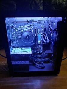 HP Omen 25L Ryzen 7 3700x 16GB 512GB SSD 1TB HDD Open Box - GT730 GPU NO RESERVE