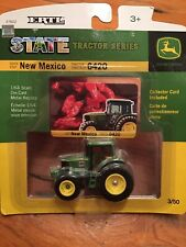 John Deere 1/64 Scale New Mexico State Tractor Collector Card 6420 New 3/50