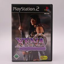 Xena Die Kriegerprinzessin Sony Playstation 2 PS2 PAL Spiel Game Zitadelle