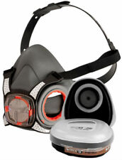 R300 Twin carbon filter face mask