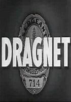 1950s Dragnet DVD