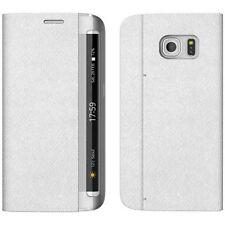 Samsung Galaxy S7 bordo Custodia Cellulare ZENUS Diario minimo a Libro