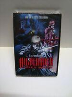 DVD FILM HIGHLANDER OAV VENDETTA IMMORTALE NUOVO MAI APERTO GARANTITO