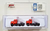 Atlas 1/160 N Scale Canadian National CN Ford LNT 9000 (2pk)  # 60000081 F/S