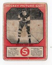 1933 V252 CANADIAN GUM NELSON STEWART RC HOF TOUGH ISSUE