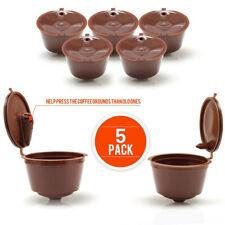 Nachfüllbare Kaffeekapsel Tasse Für Wiederverwendbare Dolce Gusto Nescafe Filter