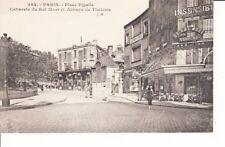 AK Paris - Place Pigalle, Cabarets... ca.1910
