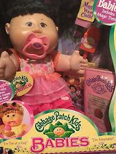 Cabbage Patch Kids Babies MagicTreat Asian Girl NIB 2006 Messy Face