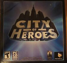 City of Heroes  (PC, 2004)