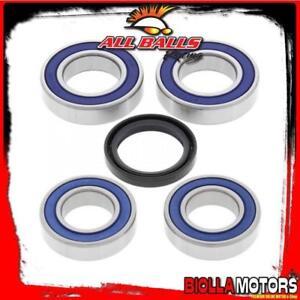 25-1273 KIT CUSCINETTI RUOTA POSTERIORE KTM EXC 125 125cc 2006-2008 ALL BALLS