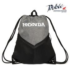 2020 Genuine Honda Merchandise Light weight Draw String Bag Ruck Sack Back Pack