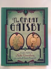 The Great Gatsby: A graphic Novel by F. Scott Fitzgerald Book