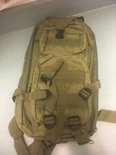 Green Military Day Back Pack