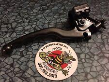 NEW Black Clutch Brake Lever universal 7/8 kawasaki honda triumph pitbike atv Auto Parts & Accessories