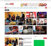 Established WordPress Automated News Website Script