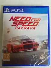 Need for Speed Payback [PS4, 2017] - NEU & OVP eingeschweißt