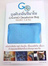 BAG NANO DEODORANT MODEL CAT KA / NOT BAD SMELL ANTIGERMS WHEREVER THE PLACE