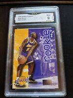 1996-97 Skybox Premium #203 Kobe Bryant GMA 9 Mint Rookie RC LA Lakers HOF