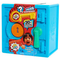 Ryan's World Super Surprise Safe For Kids Recreate Own Surprise Toy Ages 3+ New