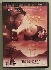 ying huang  MADAME BUTTERFLY  richard troxell  DVD  genuine region 1