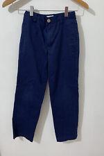 Boys Waist Adjustable Uniform Dark Blue (Cat & Jack) Uniform Pants Size 7