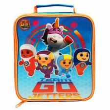 Go Jetters Insulated School Lunch Bag - BACK TO SCHOOL CBEEBIES - FREE P+P