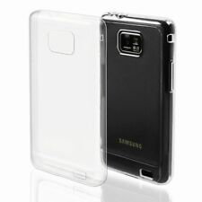 Ultra Thin Transparent TPU Case Back Cover For Samsung Galaxy S2 / S2+