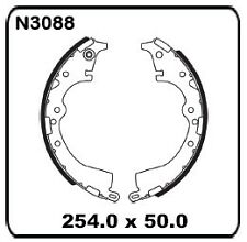 For Toyota Hilux 4 Runner GGN KUN TGN Series 2WD 8/04 on REAR Drum Brake Shoe