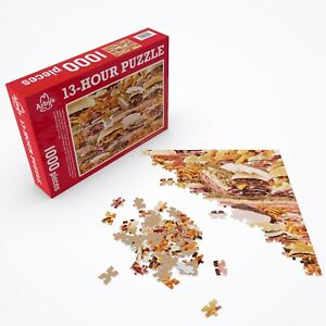 Arby's 13-HOUR PUZZLE IN HAND SHIPS TODAY