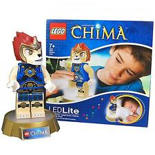 LEGO LEGENDS OF CHIMA LED TORCH LIGHT NEW 100% OFFICIAL NIGHT LITE LAVAL # LGL