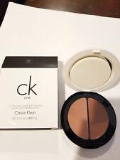 Calvin klein one cream + powder bronzer duo deeply bronzed 400 0.26 ounces