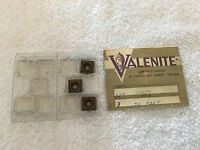 Valenite SD-422P VN5 Carbide Inserts, QTY 3