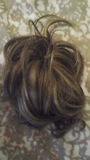 Ken Paves / Jessica simpson/ Hairdo clip in updo hair piece, brown/ blonde.R8/25