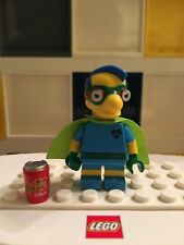 LEGO MINIFIGURES 71009 SIMPSONS Series 2 FALLOUT BOY Milhouse minifigure fig B21