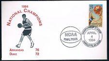 1994 Arkansas Razorbacks National Basketball Championship AR 76 Duke 72 BNC #2