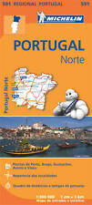 Portugal Norte (Michelin Road Atlases & Maps)